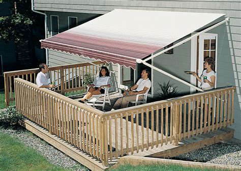 Sunsetters Awning by Beautiful Awnings San Antonio Solar Screen Awnings