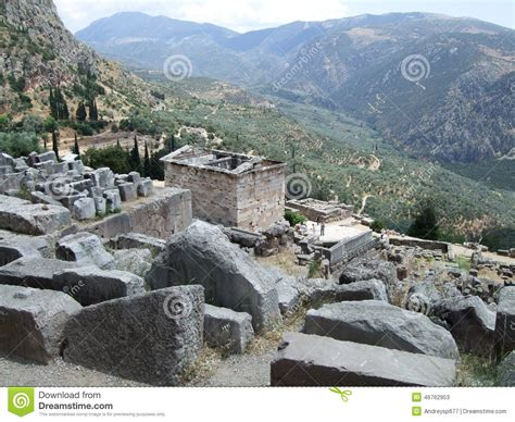 Landscape Pictures Of Greece Landscapes Of Ancient Greece Stock Photo Image 46762953