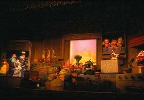 Kitchen Kabaret The Land Vintage Photos Disney Tourist