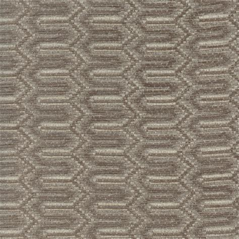 geometric upholstery fabric po go geometric taupe grey upholstery fabric 36680