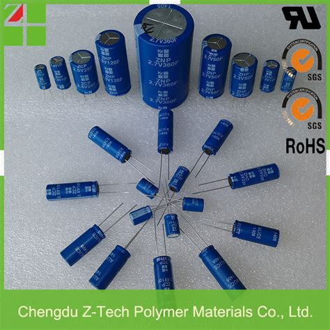 wholesale ultracapacitor wholesale 2 3v 120f 5 5v 4f farad ultracapacitor capacitor supercapacitor graphene