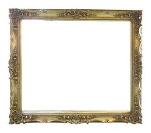 big picture frames 19cm wide heavy ornate swept frame