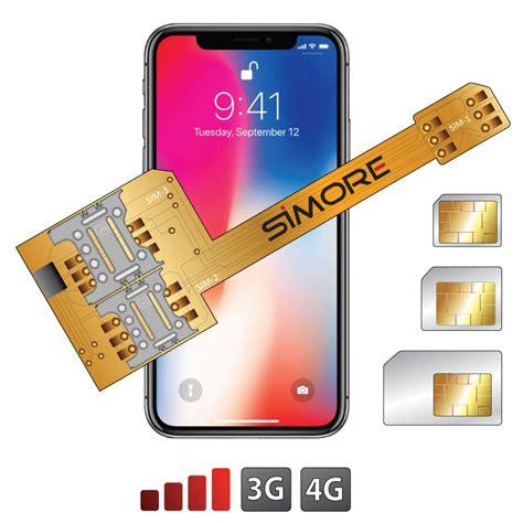 3g sim card into 4g template iphone x dual sim x x adapter dualsim card