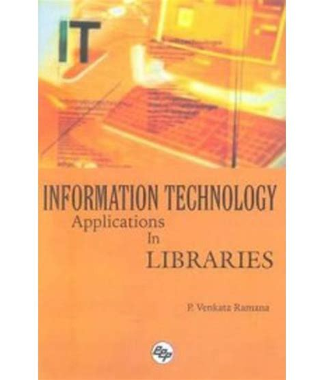 information technology application in libraries 2004 buy information technology application in