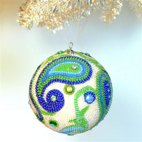 Handmade Beaded Decorations - unavailable listing on etsy