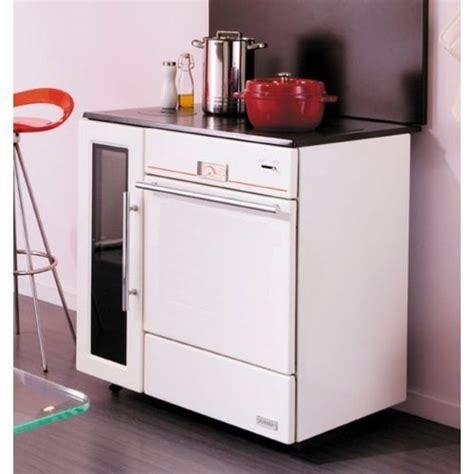 cuisiniere induction 134 godin cuisini 232 re 224 bois 12kw blanc 240156b achat