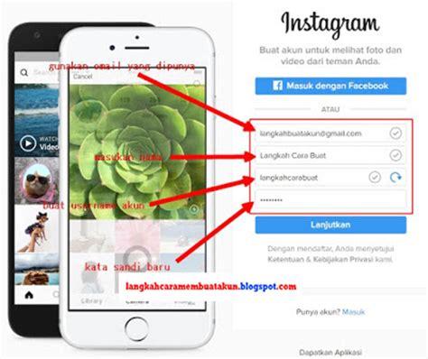 buat akun instagram di web buat akun instagram lewat google daftar instagram di