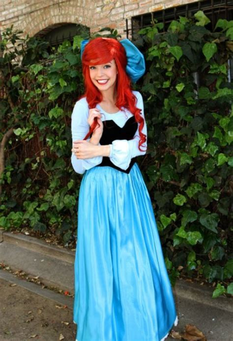pattern for ariel blue dress ariel kiss the girl dress cosplay holidayssss