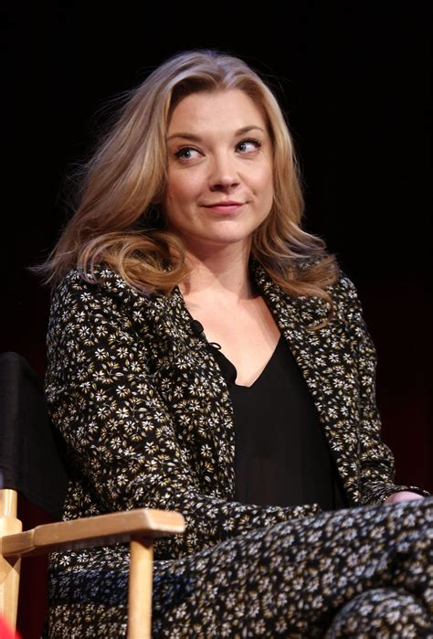 Natalie Dormer by Natalie Dormer Empire Live On Screen Panel In
