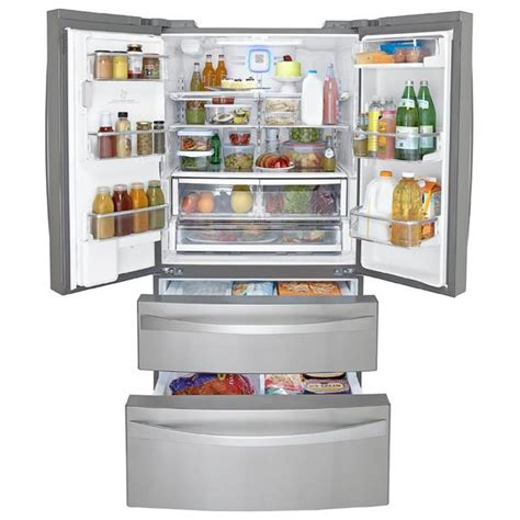 kenmore elite 31 cu ft door refrigerator kenmore elite 31 0 dual freezer refrigerator convenience