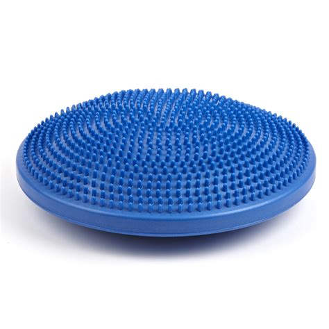 balance cusion air stability wobble cushion by physioroom com
