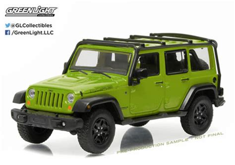 2013 Jeep Wrangler Unlimited Roof Rack by Amiami Character Hobby Shop 1 43 2013 Jeep Wrangler