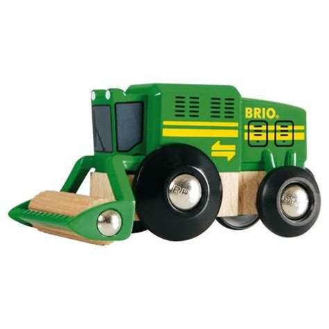 brio delivery buy brio harvester truck wooden toy from our all wooden