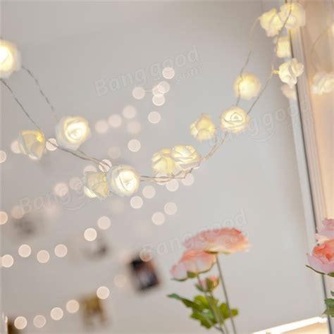 lights flower 10 lights flower string led lights wedding