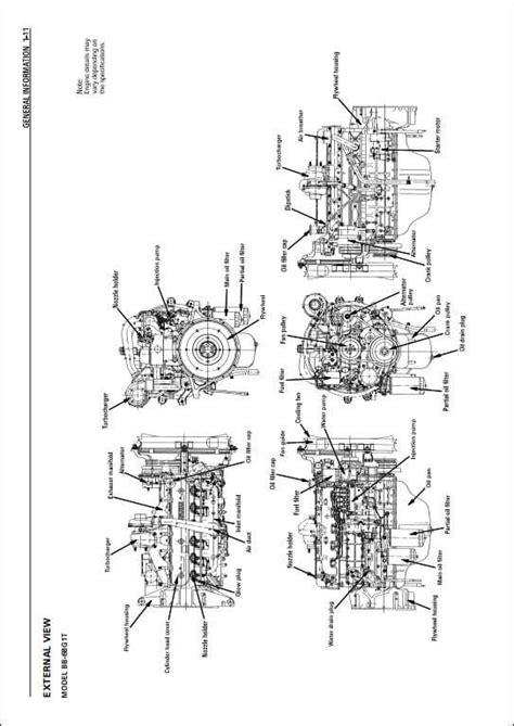 small engine repair manuals free download 1992 isuzu impulse electronic valve timing isuzu engine aa 4bg1t aa 6bg1 bb 4bg1t bb 6bg1t workshop service repair manual a repair