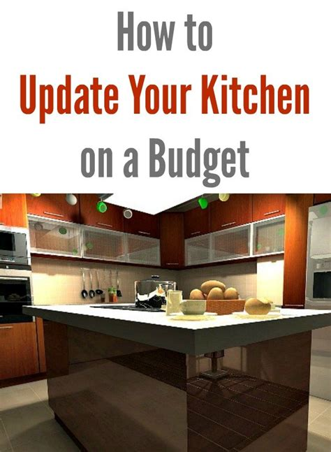 kitchen updates on a budget how to update your kitchen on a budget urban naturale