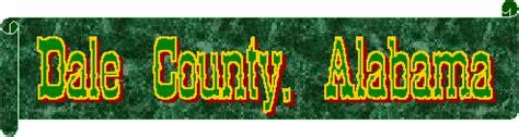 Dale County Alabama Records Dale County Alabama Records