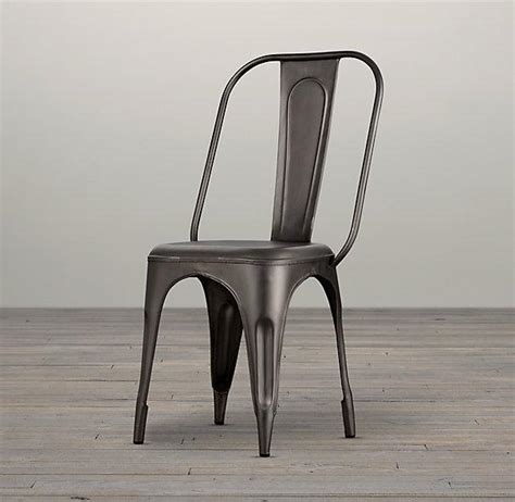 Remy Gray Side Chair