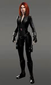 Happy black widow day winter soldier look concept inside marvel
