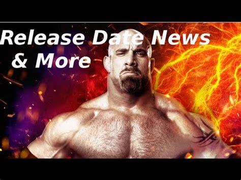 wwe 2k17 release date wwe 2k17 release date news more youtube