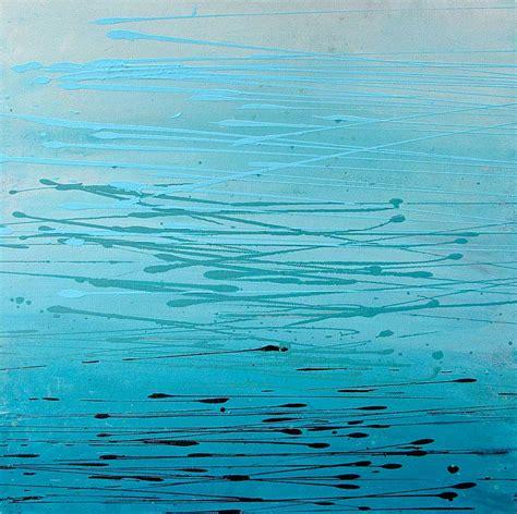 acrylic painting reflections acrylics mellick