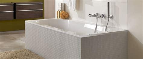 acheter baignoire acheter une baignoire en quaryl de villeroy et boch chez