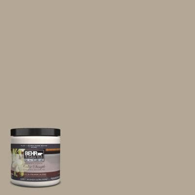 Behr Home Decorators Collection by Behr Premium Plus Ultra 8 Oz Home Decorators Collection Country Cork Interior Exterior Paint
