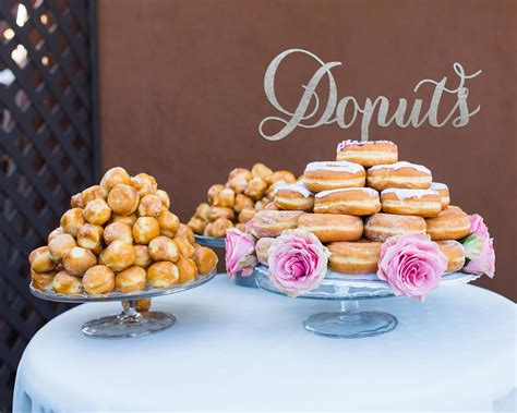 Donut Wedding Cake by Donut Wedding Cakedonut Dessert Table Donut Bridal Shower
