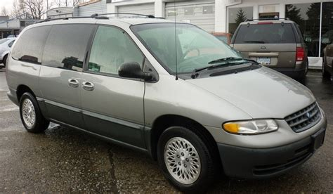 how things work cars 2000 plymouth grand voyager free book repair manuals 2000 plymouth grand voyager information and photos momentcar