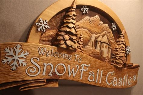 Handmade Wooden Signs Custom - crafted custom wood signs carved signs wood