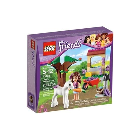 Lego Set New In Box Sealed 3315 Friends S House Retired lego friends 41003 newborn foal set new in box sealed hellotoys net