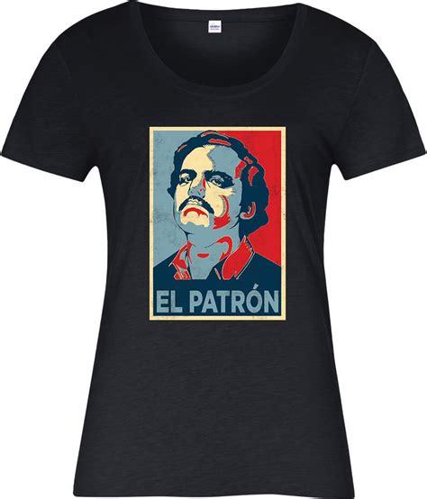 Tshirt Pablo Ione pablo escobar t shirt el patron lord narcos t