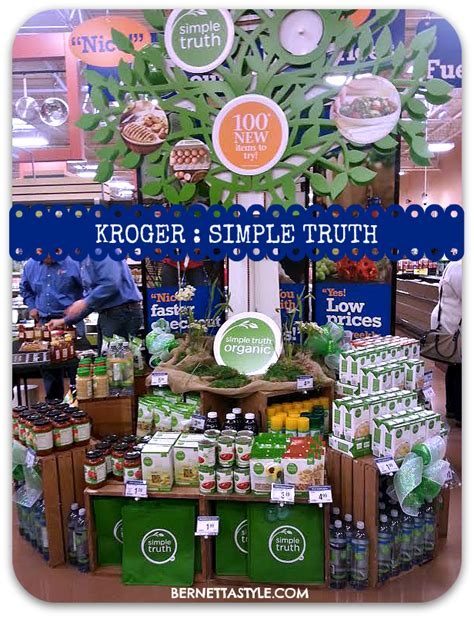 Kroger Giveaway - kroger s natural foods the simple truth
