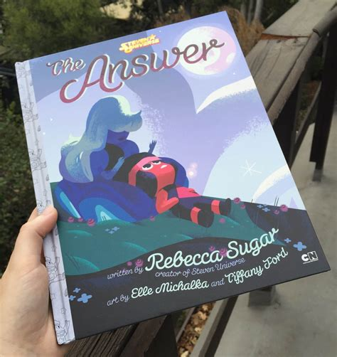 the answers book for steven universe the answer book now available regularcapital