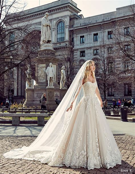 Eddy K. 2017 Wedding Dresses ? Milano Bridal Collection
