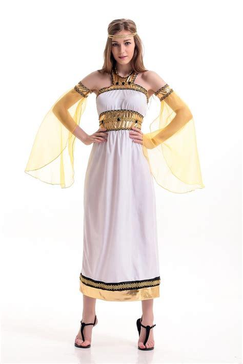 Stylish Costume Of The Day Goddess by Cleopatra Goddess Fancy