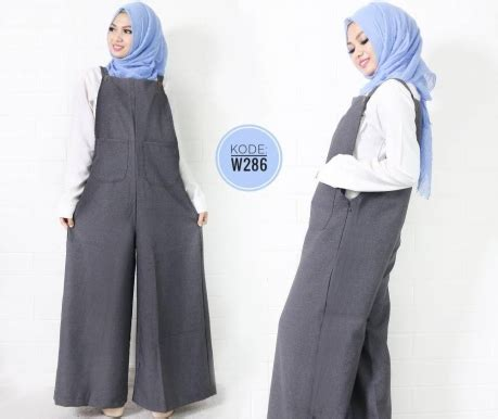 Overall Impor overall import w286 baju style ootd