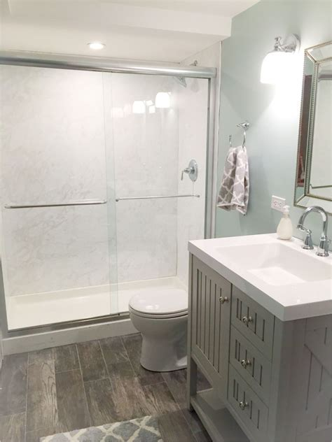 small full bathroom remodel homenthusiastic