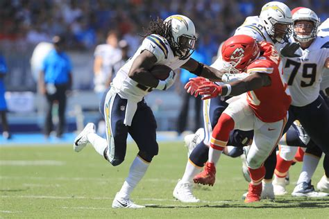 chargers week 4 assessing chargers players for week 4 in football