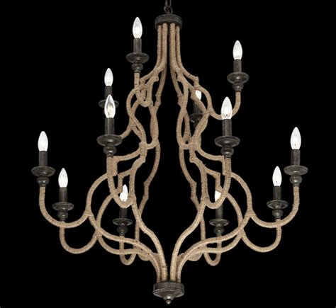 Oversized Chandelier Lighting Corda 12 Light Large Transitional Chandelier Grand Light