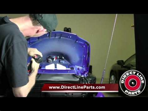 how to install a spoiler on a honda civic how to install a spoiler on a honda goldwing gl1800 pt 3