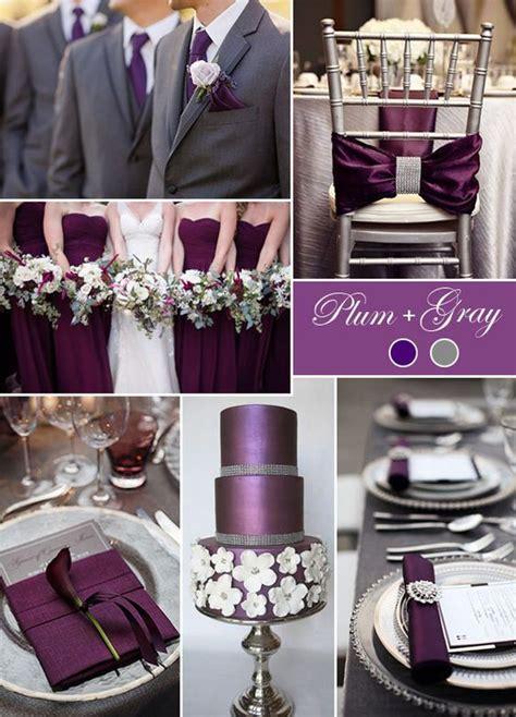 plum wedding colors best 25 plum fall weddings ideas on plum