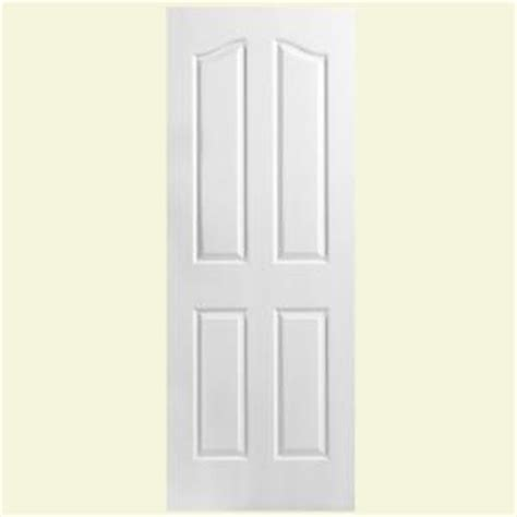 home depot hollow core interior doors masonite textured 4 panel arch hollow core primed