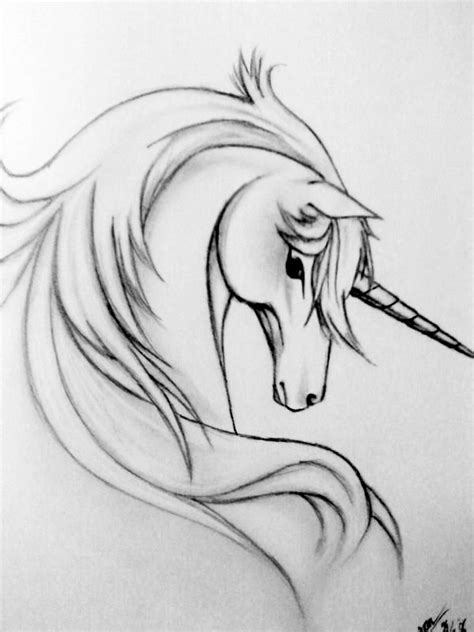 easy unicorn tattoo 66 beautiful unicorn tattoos and meanings