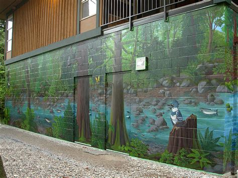 murals for outside walls how to paint a wall mural outside 70 stunning works of