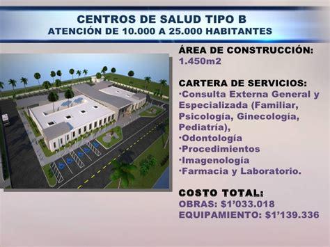 centro salud camas plan de acci 243 n en salud tungurahua y cotopaxi
