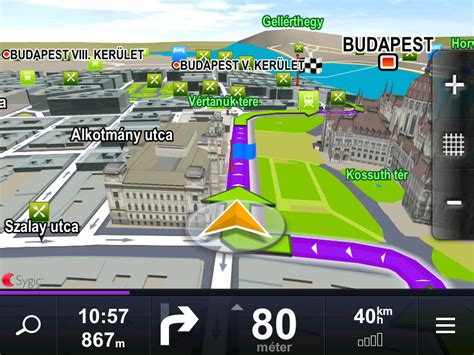 sygic apk androgameszone new sygic navigation for android