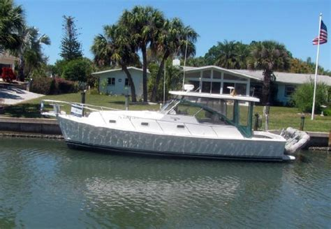 used boats for sale placida florida 2000 used mainship pilot 34 cruiser boat for sale