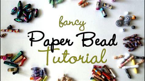 Paper Jewellery Tutorial - fancy paper tutorial tutorials