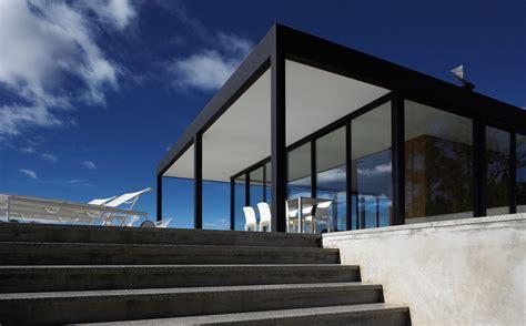 pavillon glas glass pavilion archizar